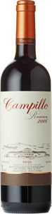 Campillo Reserva 2007, Doca Rioja Bottle