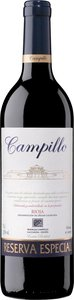 Campillo Reserva Especial 2001 Bottle