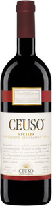 Ceuso 2007, Igt Sicilia Bottle