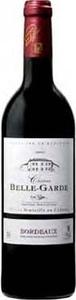 Château Belle Garde 2010, Ac Bordeaux Bottle