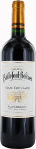 Château Bellefont Belcier 2009, Saint émilion Grand Cru Bottle