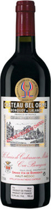 Chateau Bel Orme Tronquoy De Lalande 2005 Bottle