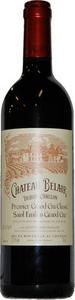 Chateau Belair 1er Grand Cru Classe 2002, Saint Emilion Bottle