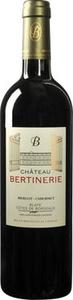 Château Bertinerie 2009, Premières Côtes De Blaye Bottle