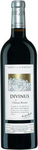 Château Bonnet Divinus 2009 Bottle