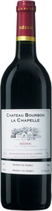 Château Bourbon La Chapelle 2009, Medoc Bottle