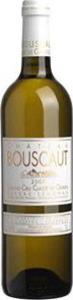 Château Bouscaut Blanc 2008, Ac Pessac Léognan, Cru Classé Bottle