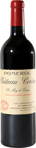 Château Certan De May 2009, Ac Pomerol Bottle