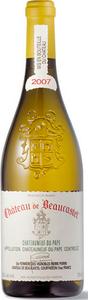 Château De Beaucastel Châteauneuf Du Pape Blanc 2009 Bottle