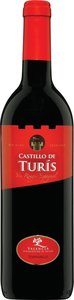 Castillo Turis Tempranillo 2010, Valencia Bottle
