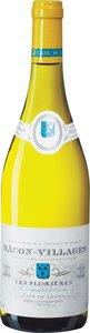 Cave De Lugny Mâcon Villages Les Florières 2012 Bottle