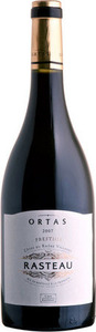 Cave De Rasteau Ortas Prestige Rasteau 2009, Ac Côtes Du Rhône Villages Bottle