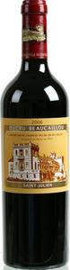 Château Ducru Beaucaillou 2007, Ac St Julien Bottle