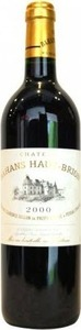 Chateau Bahans Haut Brion 1995, Ac Pessac Léognan Bottle