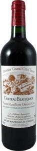 Château Beauséjour Duffau Lagarrosse 2006, Ac St Emilion Premier Grand Cru Classé  Bottle