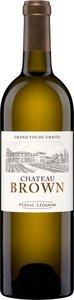 Château Brown 2005, Ac Pessac Léognan Bottle