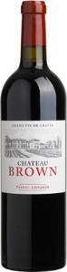 Château Brown 2008, Ac Pessac Léognan Bottle