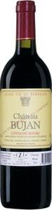 Château Bujan 2011, Côtes De Bourg Bottle