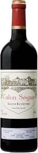 Chateau Calon Segur 2001 Bottle