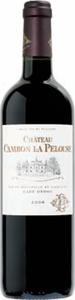Château Cambon La Pelouse 2008, Ac Haut Médoc Bottle