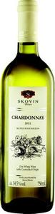 Skovin Chardonnay 2012, Skopje Bottle
