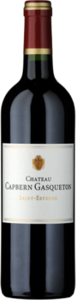Château Capbern Gasqueton 2008, Ac Saint Estèphe Bottle
