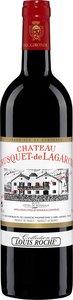 Château Crusquet De Lagarcie Premières Côtes De Blaye 2009 Bottle