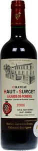 Château Haut Surget 2010, Ac Lalande De Pomerol Bottle