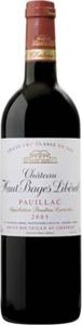Château Haut Bages Libéral 2004, Ac Pauillac Bottle