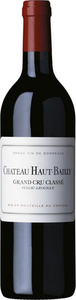 Château Haut Bailly 2007, Ac Pessac Léognan, Cru Classé Bottle