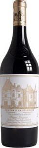 Chateau Haut Brion 2000, Pessac Léognan Cru Classé Bottle