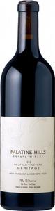 Palatine Hills Neufeld Vineyard Meritage 2010, VQA Niagara Lakeshore Bottle