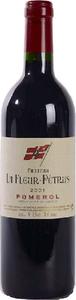 Château La Fleur Pétrus 2005, Pomerol Bottle