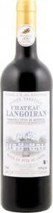 Château Langoiran Cuvée Prestige 2009, Ac 1er Côtes De Bordeaux Bottle