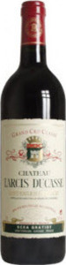 Château Larcis Ducasse 2007, Ac St Emilion Grand Cru Classé Bottle
