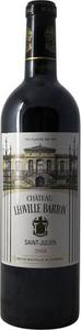 Château Léoville Barton 2000, Ac St Julien Bottle