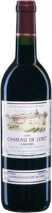 Château Leret Malbec Réserve 2010, Cahors Bottle