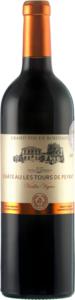 Château Les Tours De Peyrat Vieilles Vignes 2006, Ac Côtes De Bordeaux   Blaye Bottle
