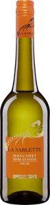 La Sablette Muscadet Sèvre Et Maine Sur Lie 2012 Bottle