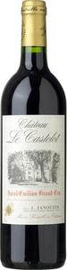 Château Le Castelot 2009, Ac St émilion Grand Cru Bottle