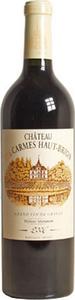 Château Les Carmes Haut Brion 2006, Ac Pessac Léognan Bottle