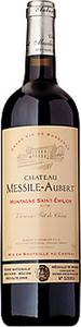 Château Messile Aubert 2009, Montagne Saint Emilion Bottle