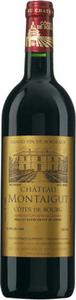 Château Montaigut 2009, Côtes De Bourg Bottle