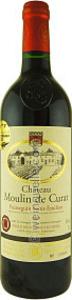 Château Moulin De Curat 2008, Puisseguin Saint Emilion Bottle