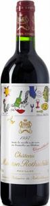 Château Mouton Rothschild 1997, Ac Pauillac Bottle