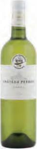 Château Perron Blanc 2012, Ac Graves Bottle