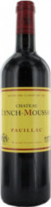 Château Lynch Moussas 2008, Ac Pauillac Bottle
