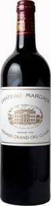Château Margaux Premier Grand Cru Classé 2001, Margaux Bottle
