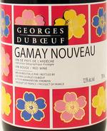 Duboeuf Gamay Nouveau 2013, Vin De Pays De L'ardeche Bottle