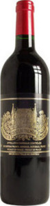 Chateau Palmer 2000, Margaux Bottle